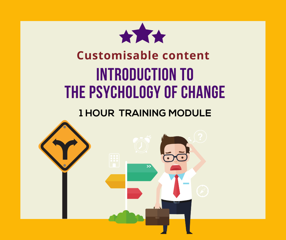 Introduction to the Psychology of Change   Facilitated